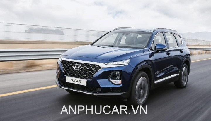 So Sanh Mazda CX-8 Va Hyundai Santafe Ngoai That