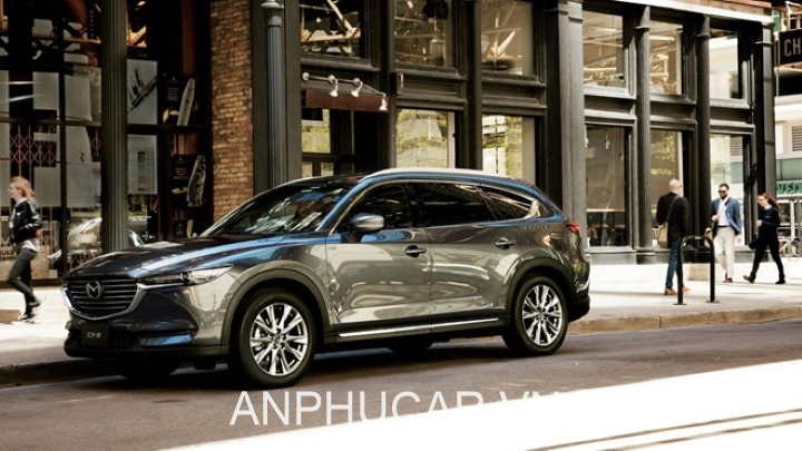 Mazda CX-8 2020 Than Xe