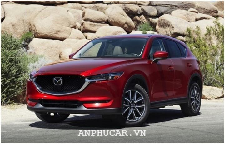 Mazda CX5 2.0 Premium 2020 van hanh