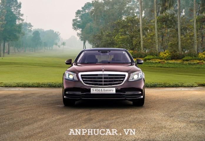 Mercedes S450L Luxury 2020 gia bao nhieu