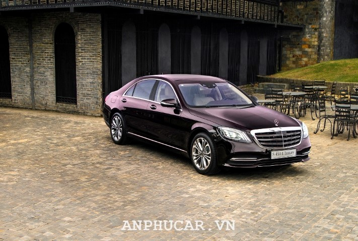 Mercedes S450L Luxury 2020 so luoc ve xe