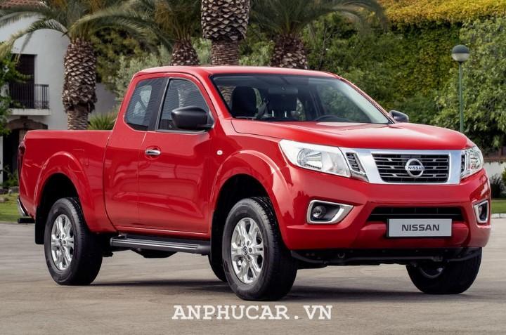 Nissan Navara 2020 gia bao nhieu