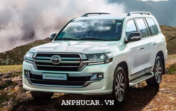 Toyota Land Cruiser 2020 gia bao nhieu
