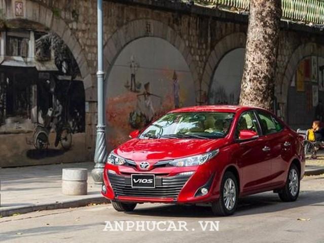 Đánh giá chi tiết về dòng xe Toyota Vios E MT 2020