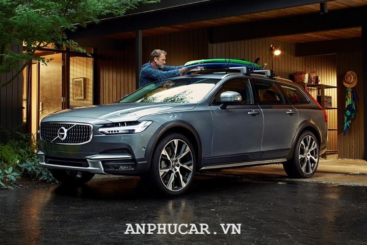 Volvo V90 2020 danh gia chi tiet