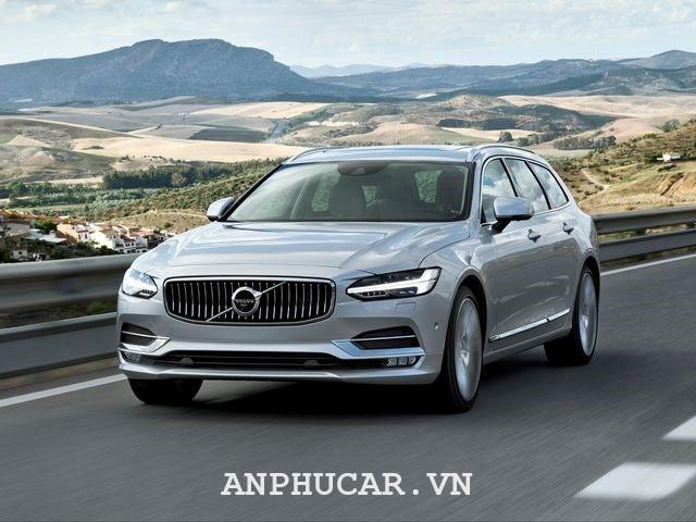Những đánh giá chi tiết về dòng xe hiện đại Volvo V90 2020