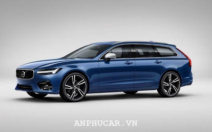 Volvo V90 2020 van hanh manh me