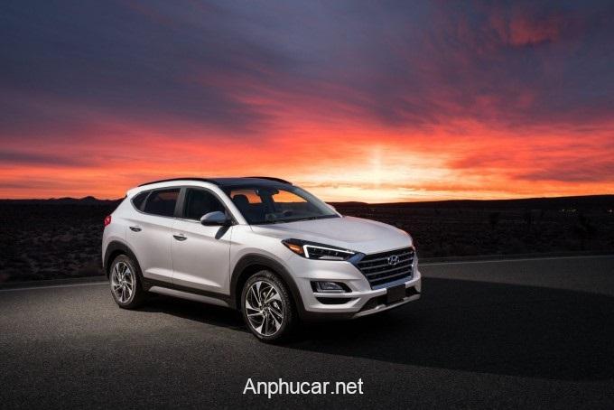 Bảng giá xe Tucson 2020 và chương trình mua xe trả góp