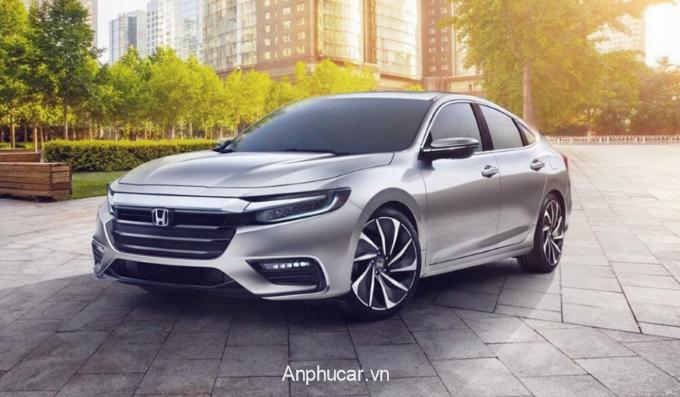 Honda Accord 2020 Banh Xe