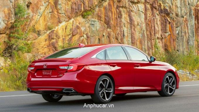 Honda Accord 2020 Duoi Xe