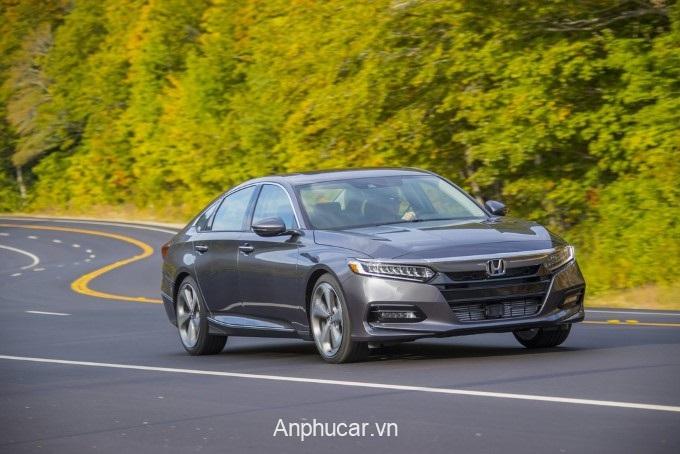 Honda Accord 2020 hoàn toàn mới với mức giá đáng quan tâm