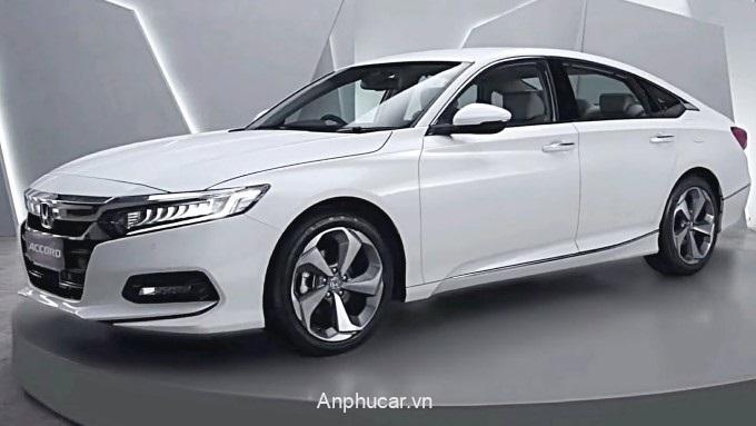 Honda Accord 2020 Tong Quan