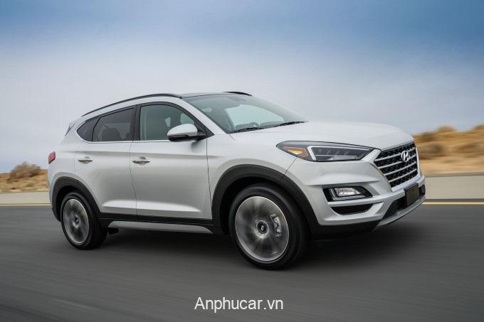 Hyundai Tucson 2020 Than Xe